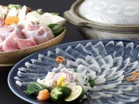 山口県でふぐ料理がおいしい旅館