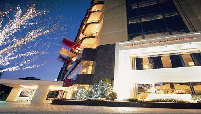 横浜スタジアムに近いホテル
