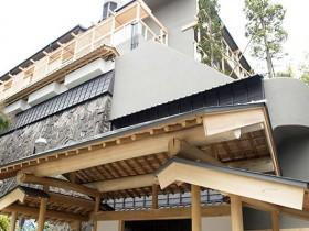 箱根の高級旅館