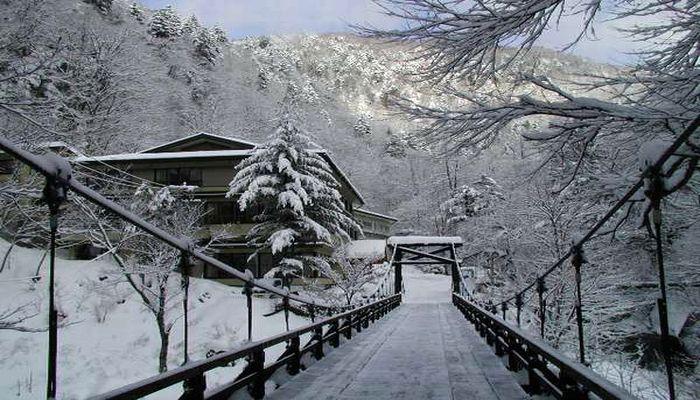 山水観 湯川荘
