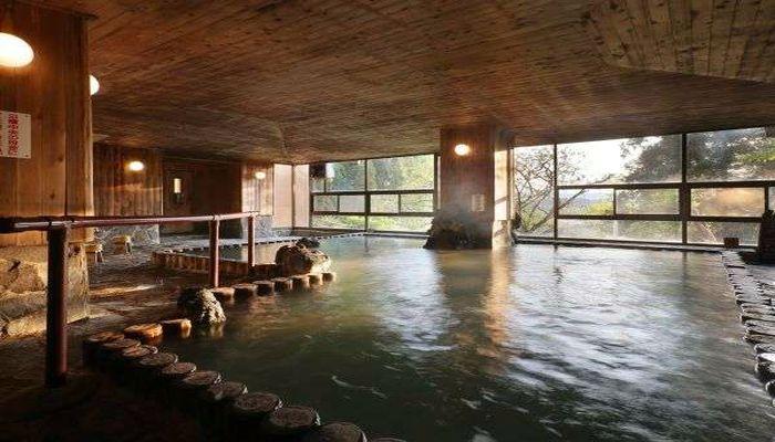 塩化物泉の温泉