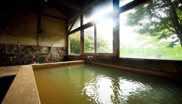 二酸化炭素泉の温泉