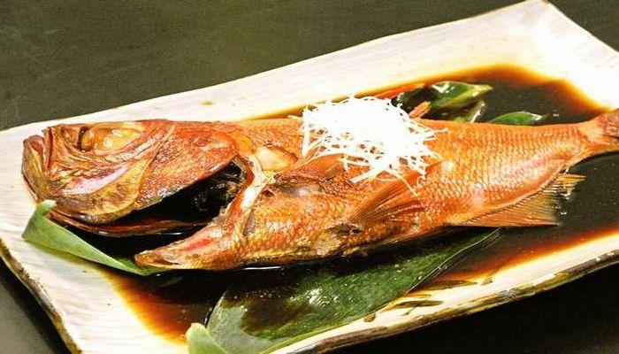 南伊豆で金目鯛の煮付けが美味しい下賀茂温泉の老舗旅館