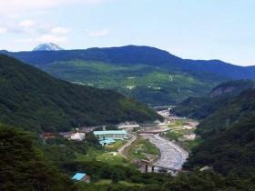 姫川渓谷に佇む隠れ宿