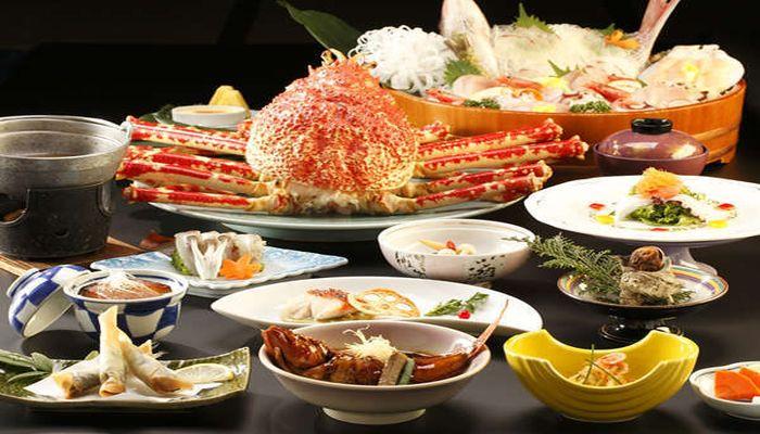 魚料理が自慢の温泉旅館