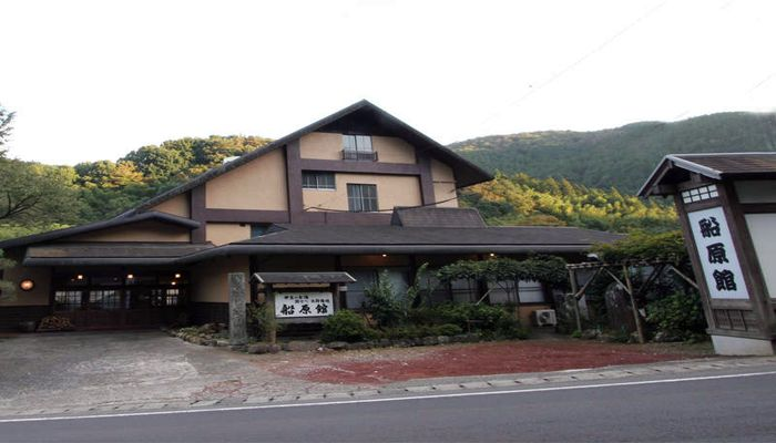 中伊豆の温泉宿