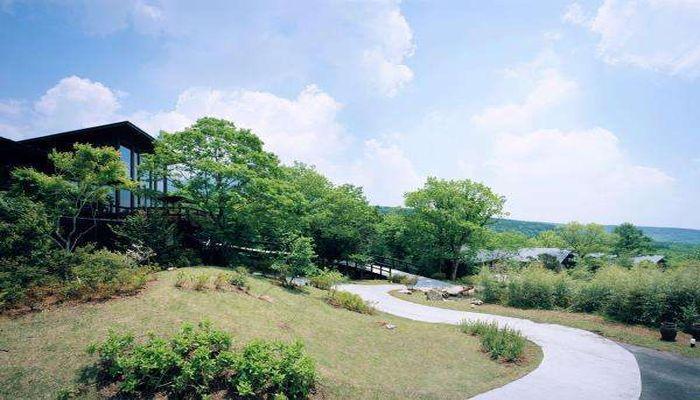 阿蘇の高級リゾート