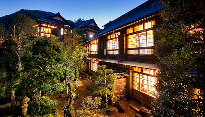 天城湯ヶ島の老舗温泉旅館