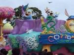 ディズニーランド イースター パレード