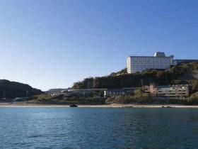 伊豆下田のリゾートホテル