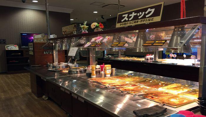 ウェアハウスカラオケ入谷店の食べ放題メニュー