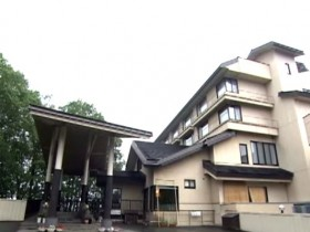 百沢温泉 いわき荘