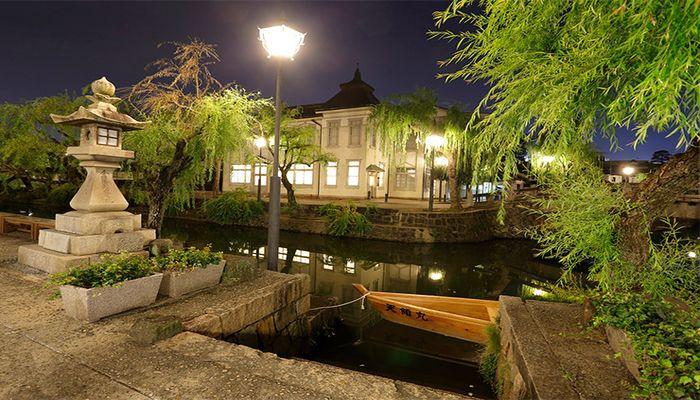 倉敷の美観地区に宿泊するなら宿は旅館くらしきがおおすすめです。