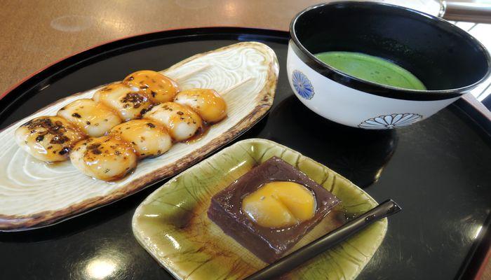 和菓子の青柳(埼玉県春日部市)