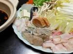 あんこう鍋(藤屋ホテル)