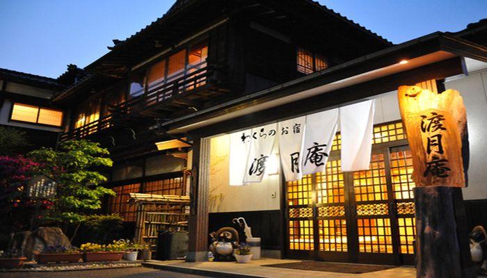 のどぐろ料理(煮付け・しゃぶしゃぶ)が評判の和倉温泉の老舗旅館