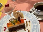 ベルパエーゼ春日部店のケーキセット