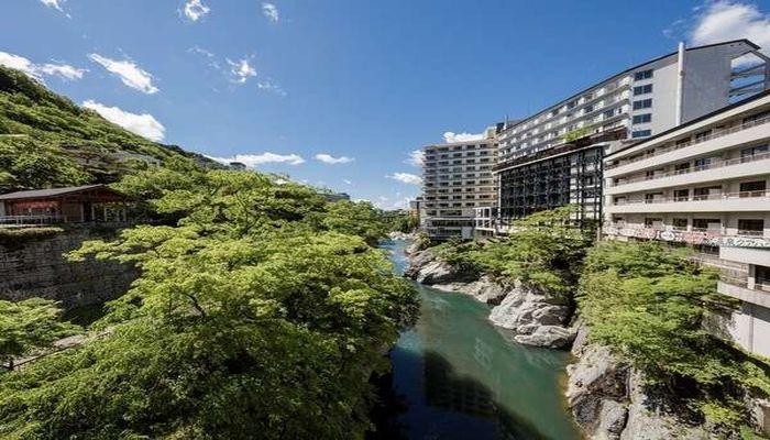 怒川プラザホテル