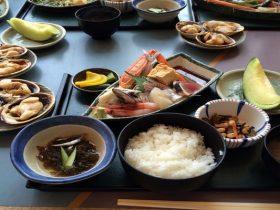 灯台茶屋(愛知県田原市)の定食