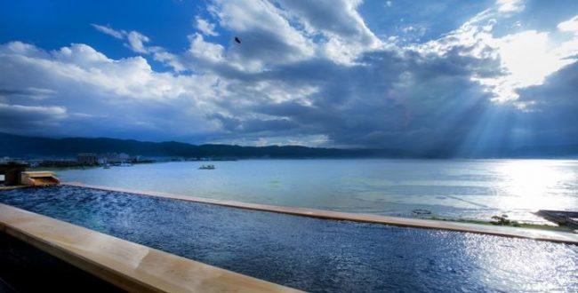 萃 諏訪湖