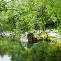 裏磐梯・五色沼にほど近い源泉掛け流し温泉とフレンチが評判のホテル