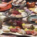 熱川温泉で料理が評判の宿といえば熱川大和館<伊勢海老・鮑・金目鯛>