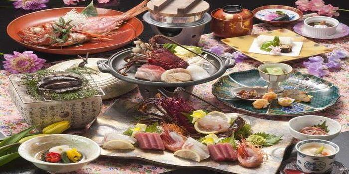 熱川大和館の料理