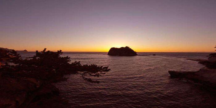 夕日の見える宿 堂ヶ島温泉 清流
