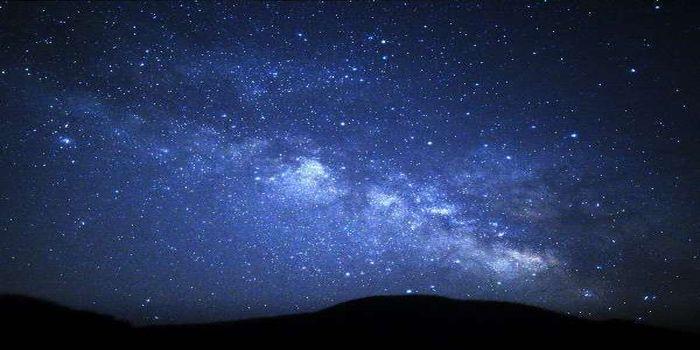 阿智村 の星空