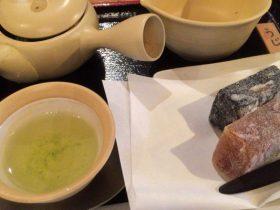 日本茶カフェ「ちゃみせ 茶るん」